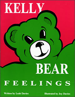 Kelly Bear Feelings book cover